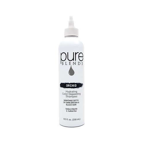 Pure Blends Orchid Hydrating Color Depositing Shampoo