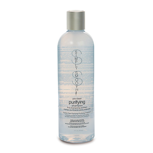 Simply Smooth Pre-Clean Purifying Shampoo