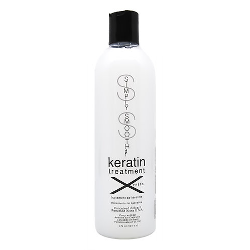 Simply Smooth Keratin Xpress Treatment
