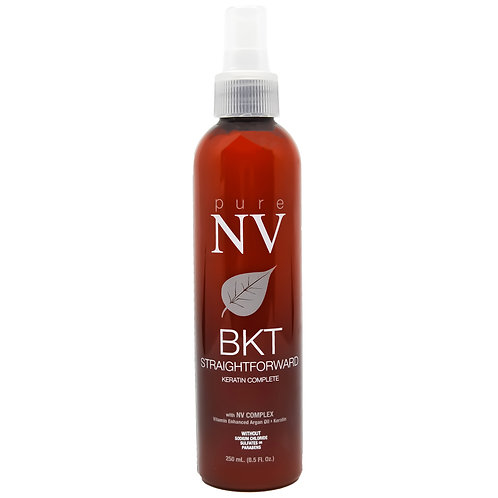 Pure NV BKT Straight Forward Keratin Complete