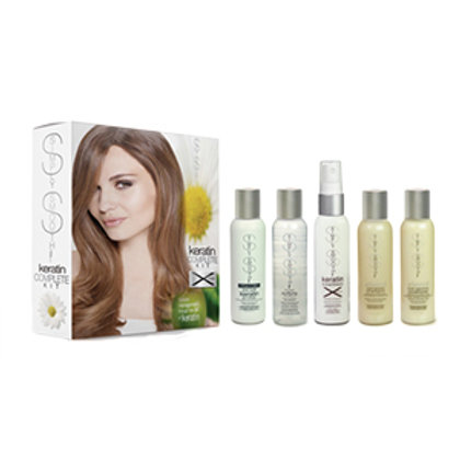 Simply Smooth Keratin Complete Kit Xpress