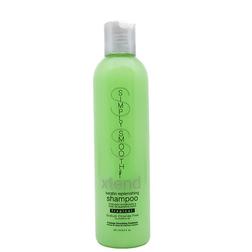 Simply Smooth Xtend Keratin Replenishing Tropical Shampoo