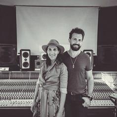 DAWN in the studio