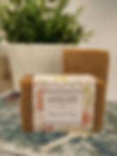 Oatmeal & Honey Soap, Surrey BC, Lower Mainland, Handmade soap, essential oils