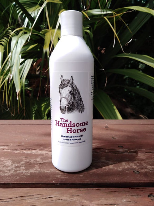 The Handsome Horse Shampoo - Lavender