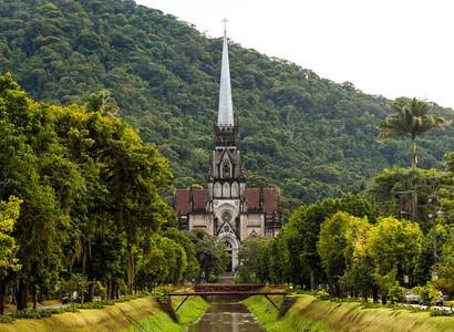 Catedral Imperial, em Petrópolis (RJ), vai passar pela maior restauração de sua história.