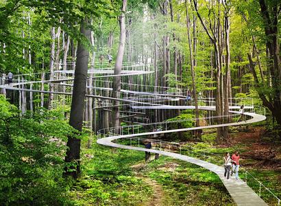 Conheça o Parque Florestal Parkorman em Istambul