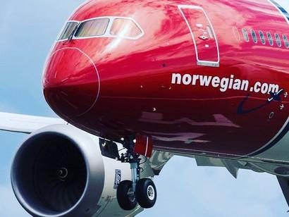 Brasil - Londres voo direto pela Norwegian