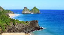 Praias de Fernando de Noronha podem ser frequentadas por moradores em qualquer horário