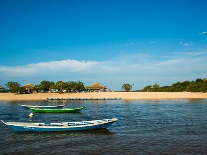 Praias de Água Doce