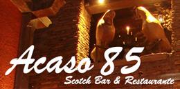 ACASO 85 SCOTCH BAR