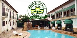 SÃO JORGE HOTEL CHALÉ .,.