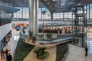 Aeroportos brasileiros são reconhecidos internacionalmente por medidas de proteção à saúde dos viaja