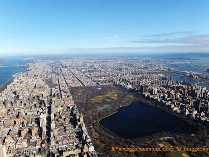 Natal com 22,2ºC em Nova York