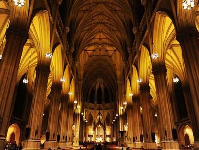 St. Patrick's Cathedral - NY