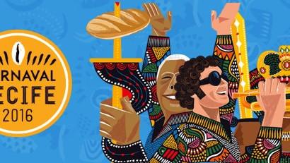 Carnaval Recife 2016 - Programação