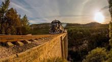 O trem El Chepe do Copper Canyon retoma as operações em 17 de julho