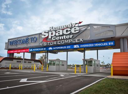 NASA Kennedy Space Center Visitor Complex anuncia reabertura