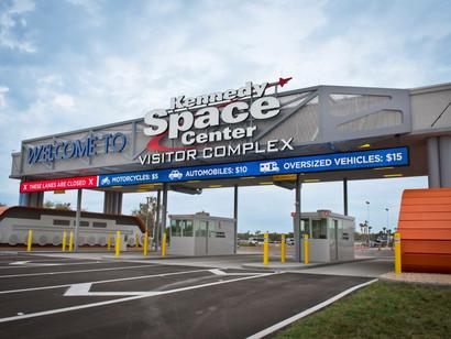 Complexo de Visitantes da NASA retoma mais atrações