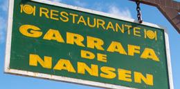 GARRAFA DE NANSEN RESTAURANTE