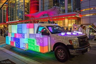 Energy Institute High School/Noble Energy Art Car