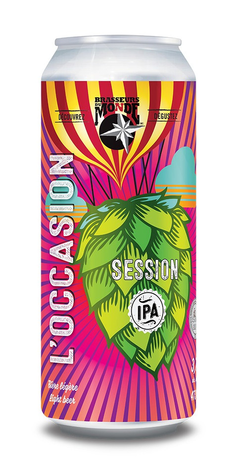 L'OCcasion Beer (Session IPA)