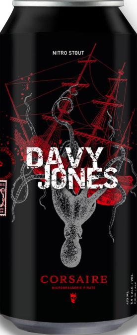 Davy Jones (Nitro Stout)