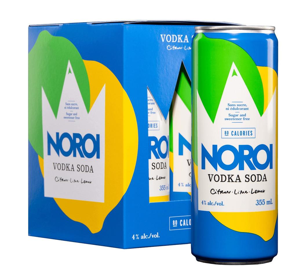 Noroi RTD Vodka Soda