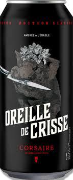 Oreille De Crisse Beer