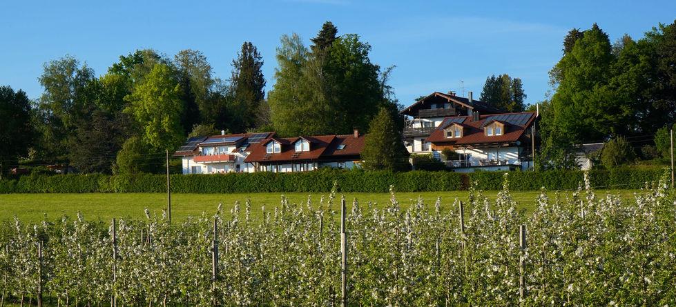 Umgebung Haus Weizenkorn