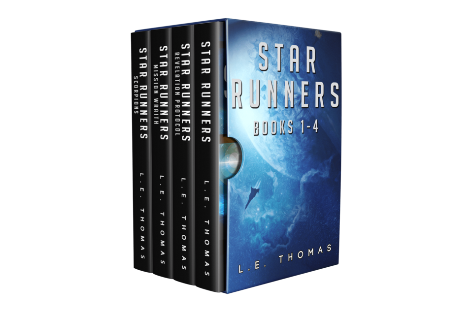 Star Runners 1-4