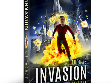 Invasion is here!