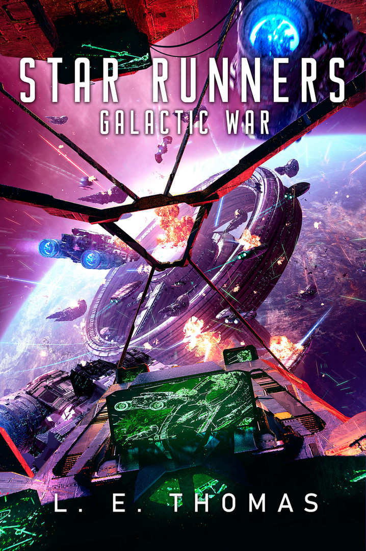 Star Runners: Galactic War