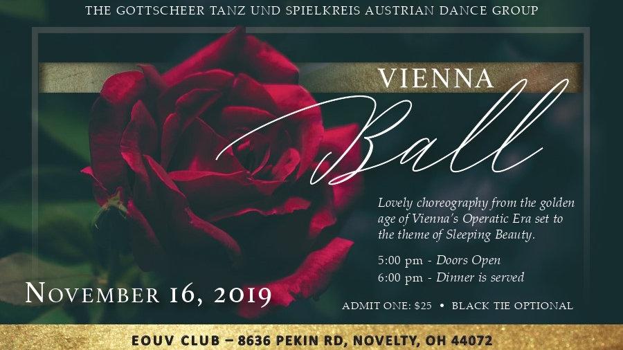 Wienerabend (Vienna Ball) Adult Ticket