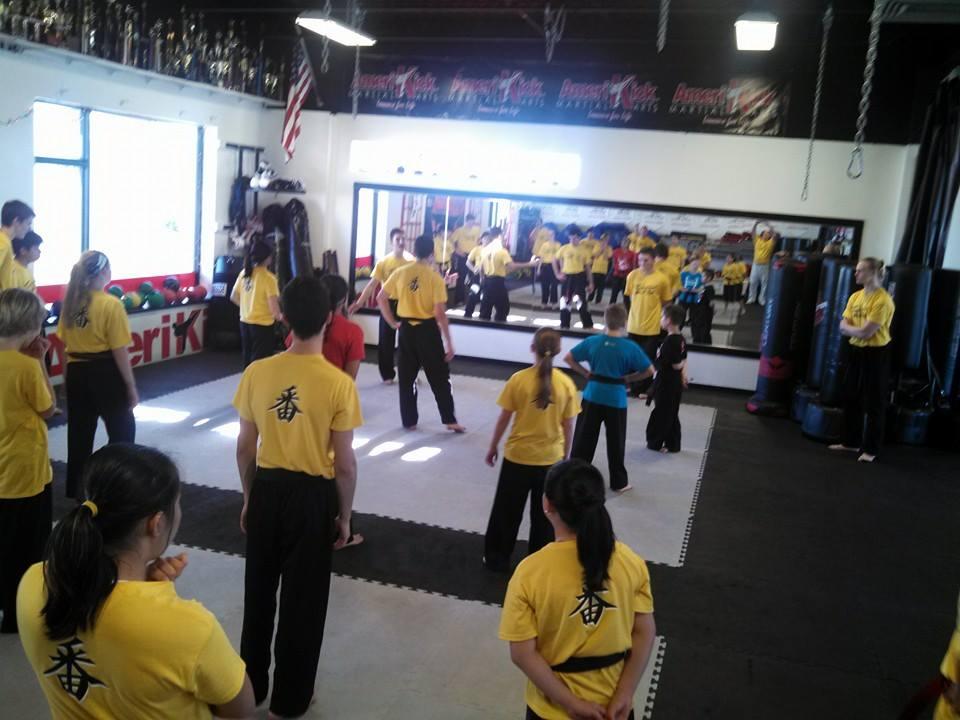 Amerikick Winter Training Camp