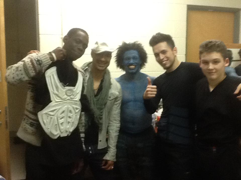 Backstage Diversity Digitized Tour