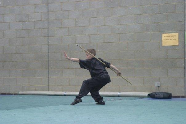 National Wushu Championships 2007