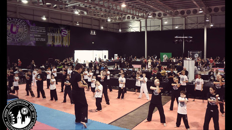 Unity International Games & Hyper Martial Arts Athlete Day