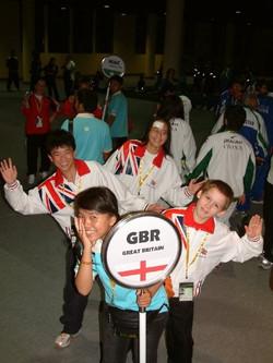 Junior Wushu World Championship 2008