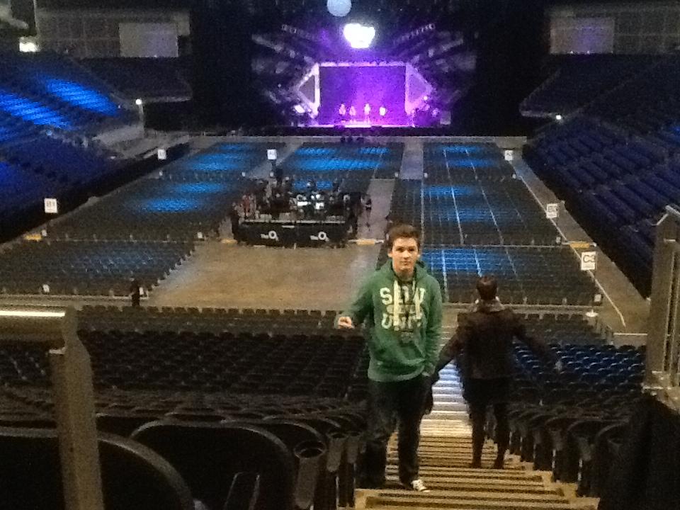 O2 Arena Diversity Digitized Tour