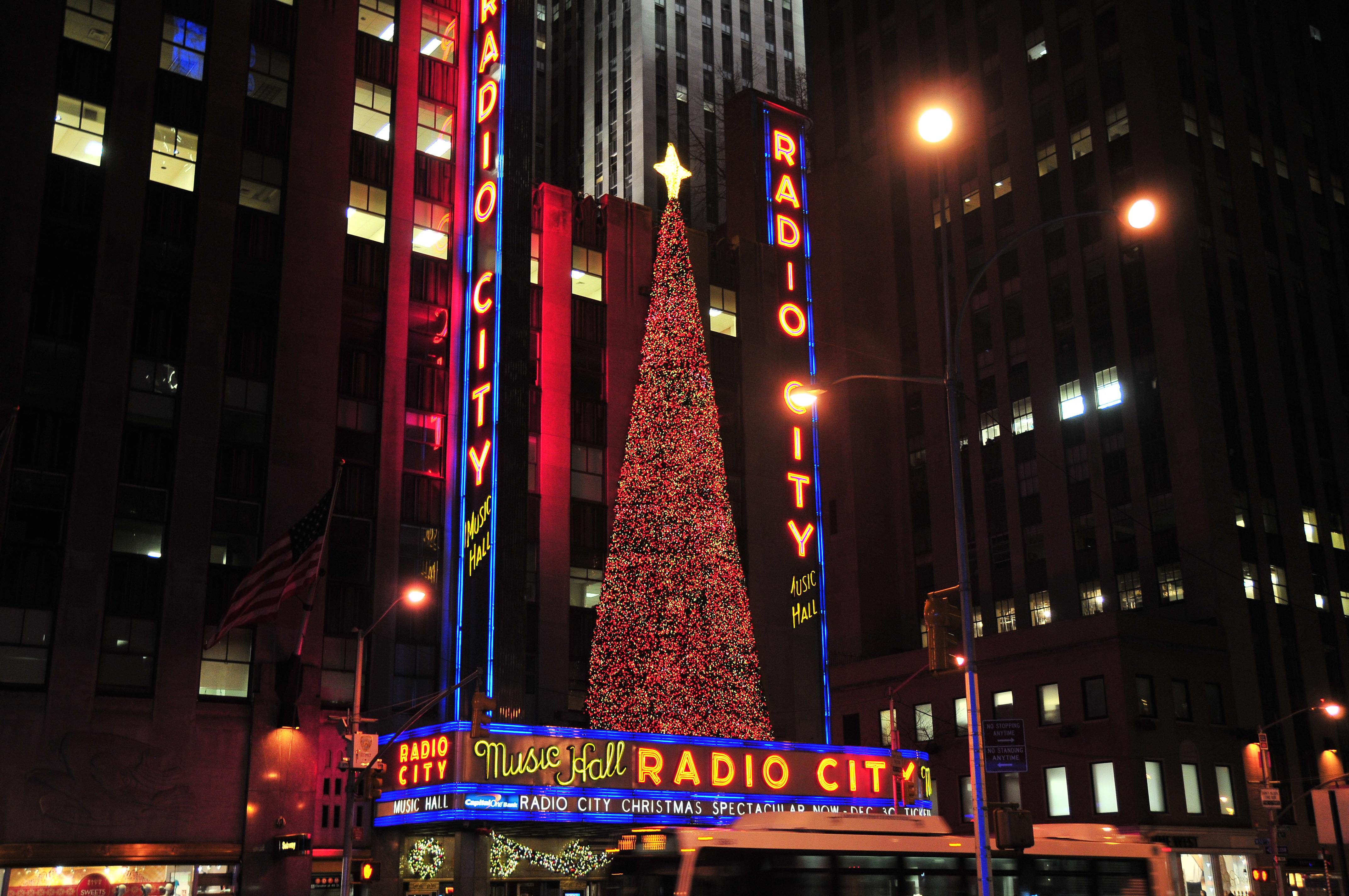 Radio City Music Hall, Manhattan