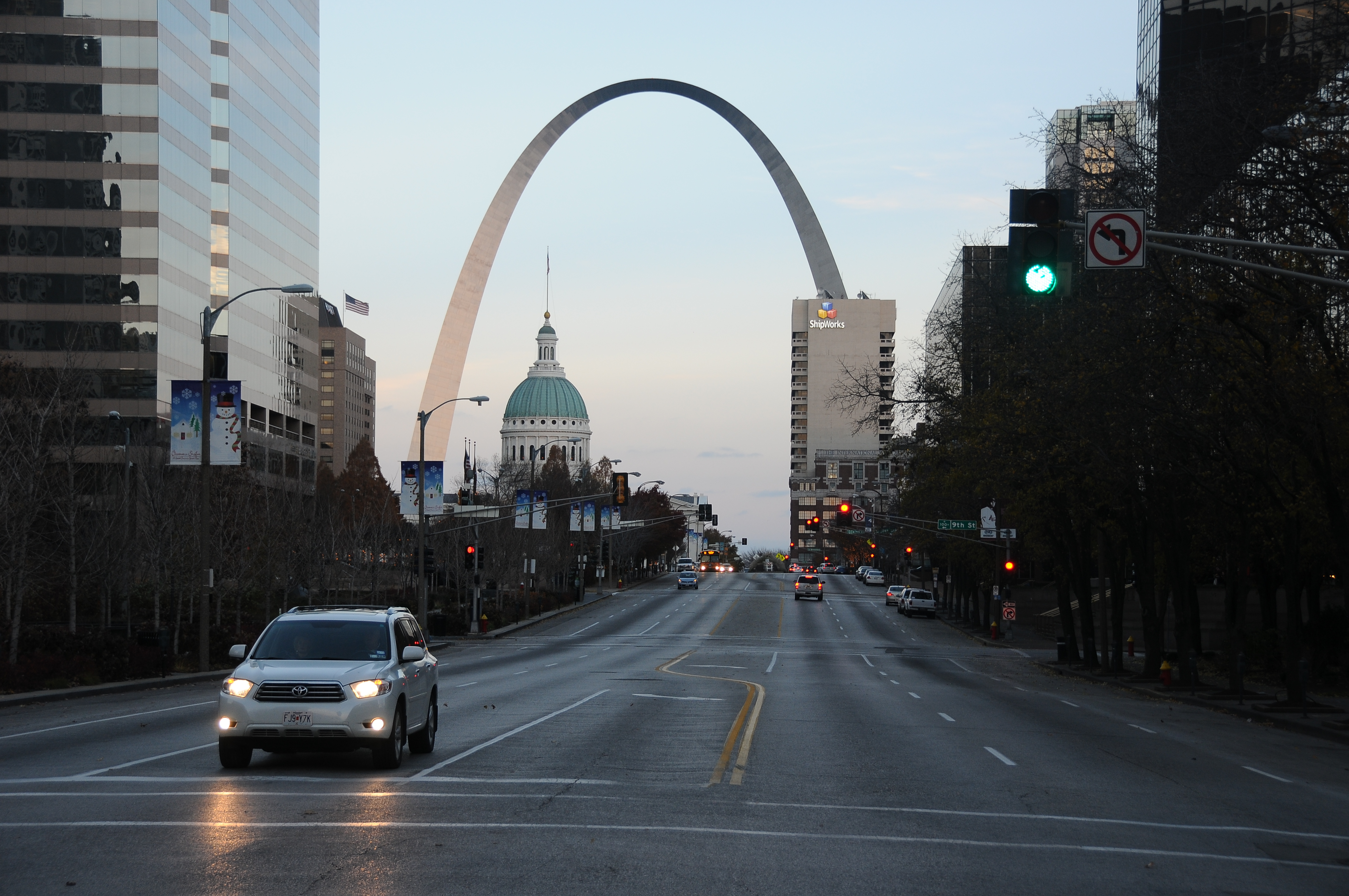 The Arc of St. Louis, MO