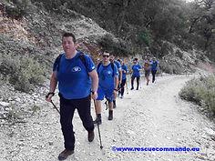 Πορεία ανάβαση Κάστρο Κιάφας Σουλίου (3)