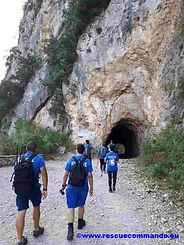 Πορεία ανάβαση Κάστρο Κιάφας Σουλίου (11
