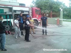 Εκπαίδευση από την Πυροσβεστική στις Δασικές Πυρκαγιές