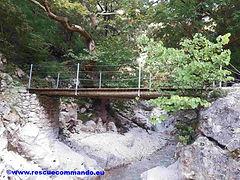 Πορεία ανάβαση Σκάλα Τζαβέλαινας - Κάστρο Κιάφας Σουλίου