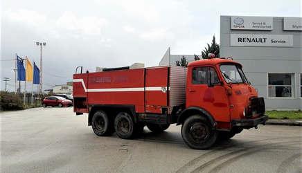 Παραλαβή πυροσβεστικού οχήματος...
