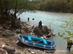 Εκπαίδευση στον Άραχθο ποταμό