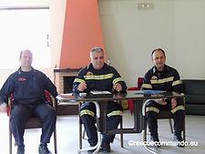 Απονoμή πιστοποιήσεων από την Πυροσβεστική Υπηρεσία