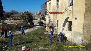 Σχολείο Διάσωσης - εκπαίδευση σε κτήριο